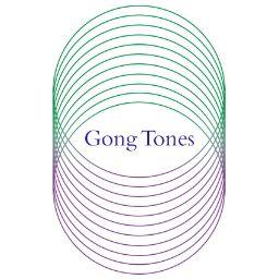 Gong Tones Logo