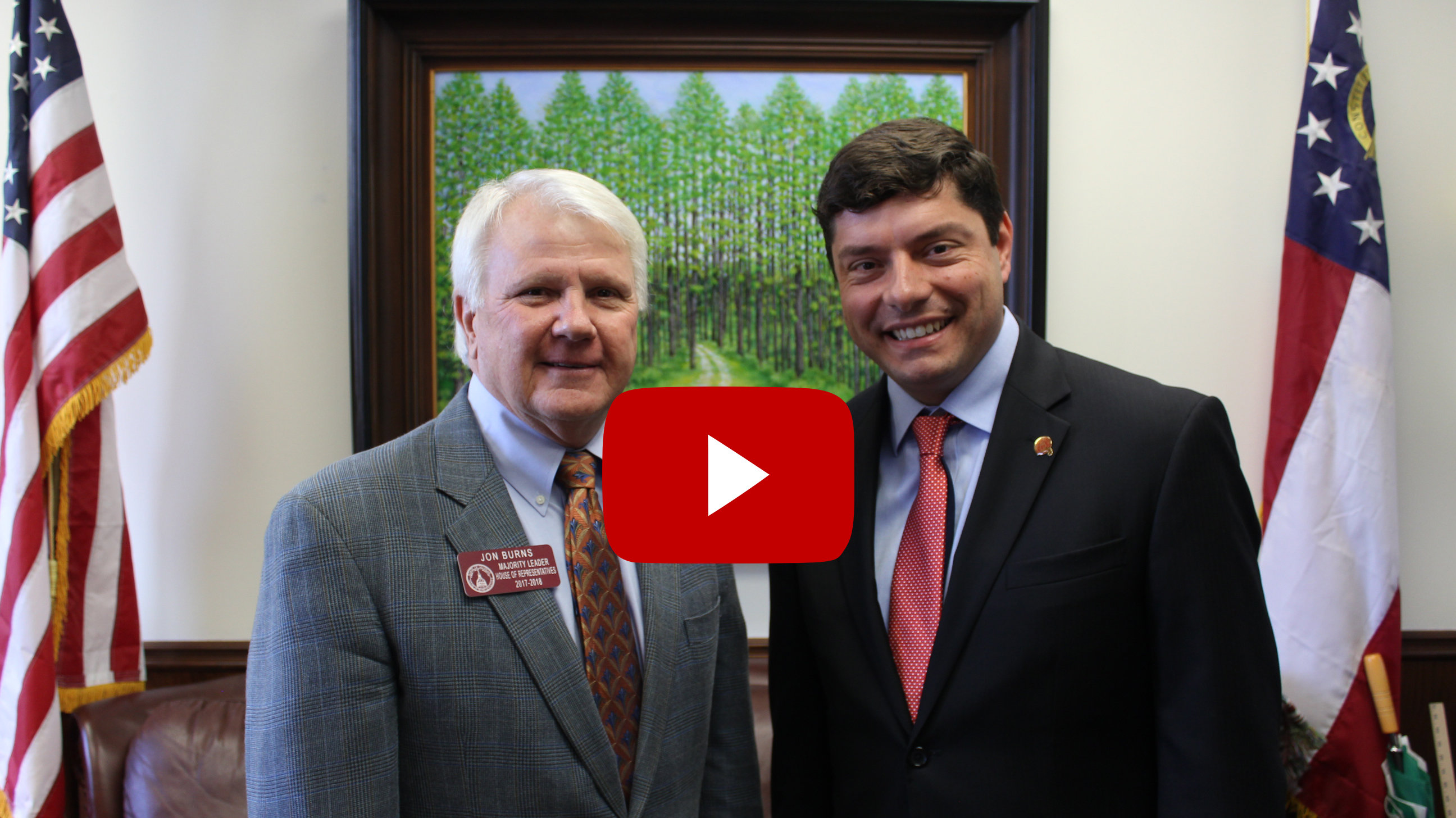 Capitol Forestry Report with Rep. Jon Burns | Feb. 2, 2017