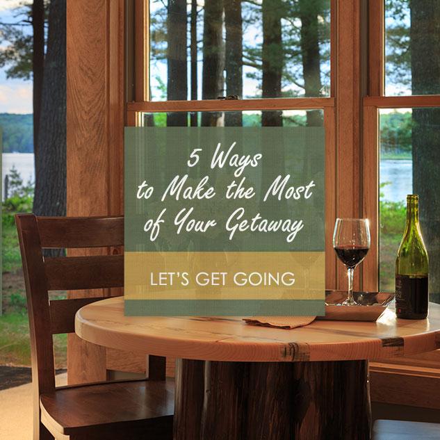 Book Your Summer Getaway at Wolf Cove Inn