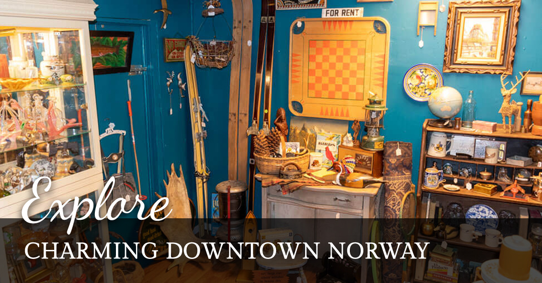 Explore Downtown Norway