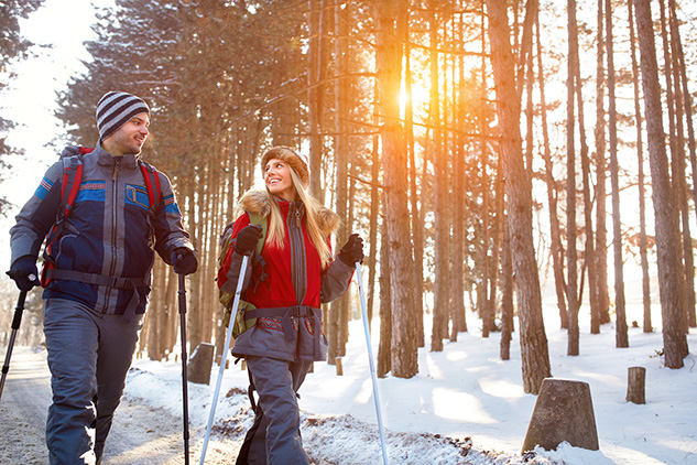 5 Steps to the Ideal Winter Getaway