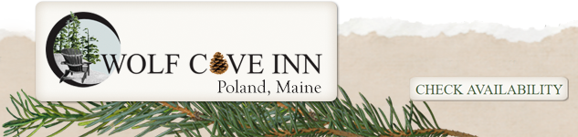 Check Availability at Wolf Cove Inn