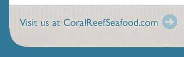 Coral Reef Seafood