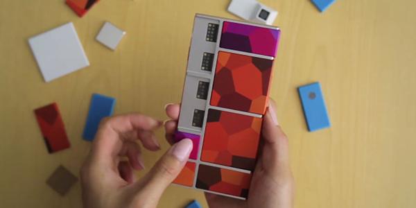 A Project Ara phone