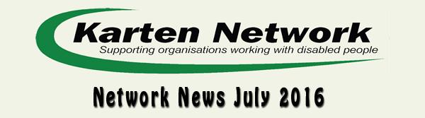 Karten Network July 2016 Newsletter