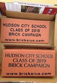 Personalized bricks