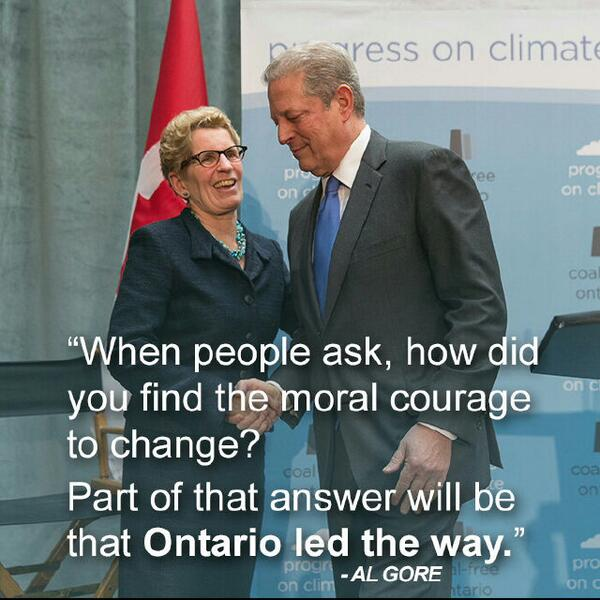 Wynne and Gore