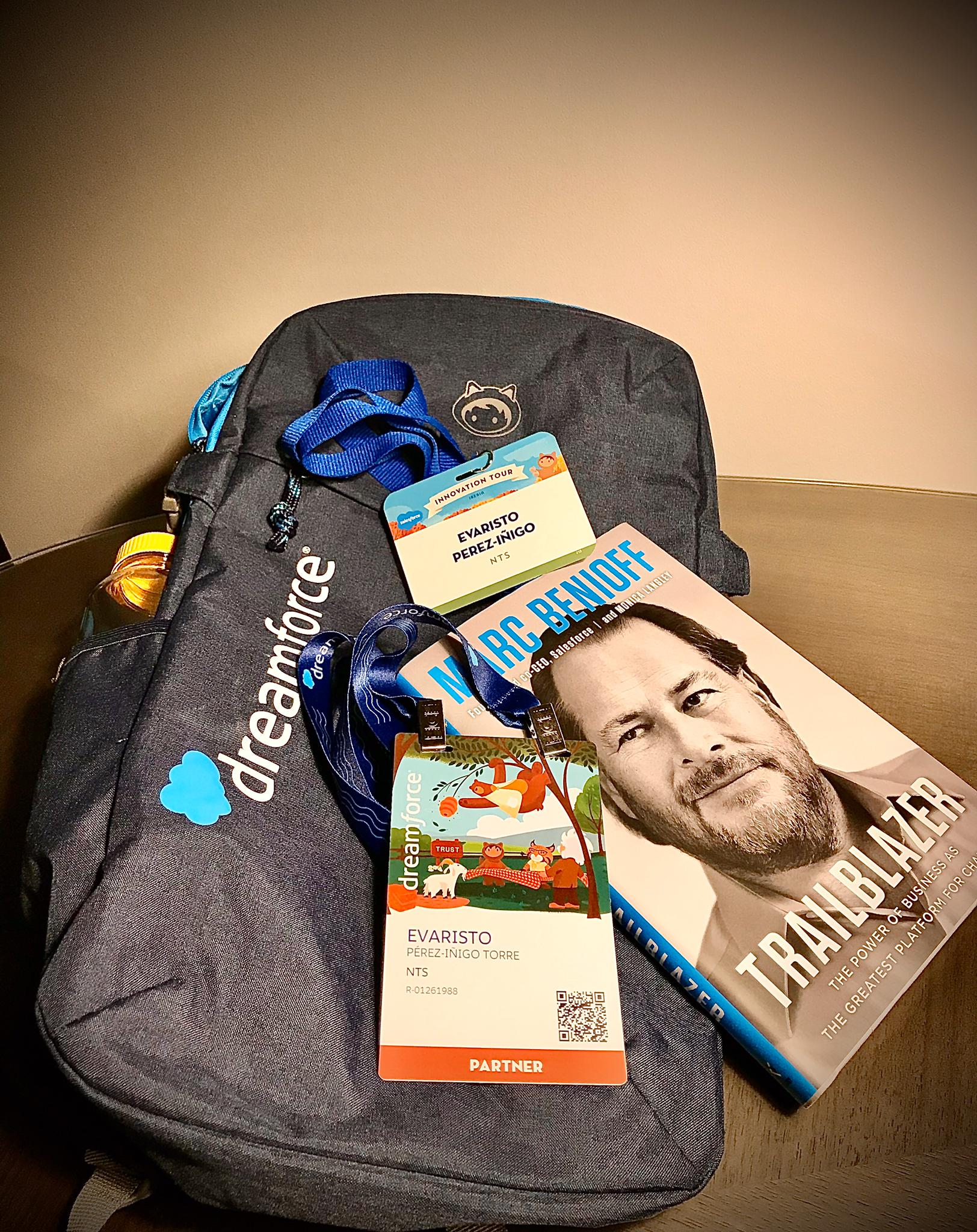 Merchandising Dreamforce 2019