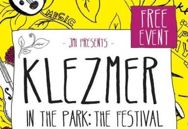 Klezmer in the Park - Kids Zone