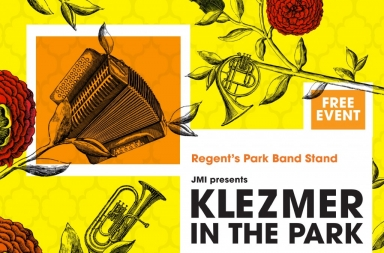 Klezmer in the Park