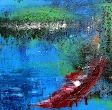 Red Canoe by Emily Wierenga
