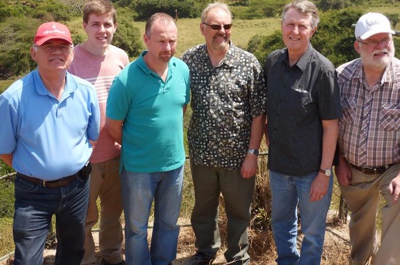 VMC Leaders in Kenya and Burundi