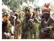 Managalas Plateau, Oro Province, Papua New Guinea
