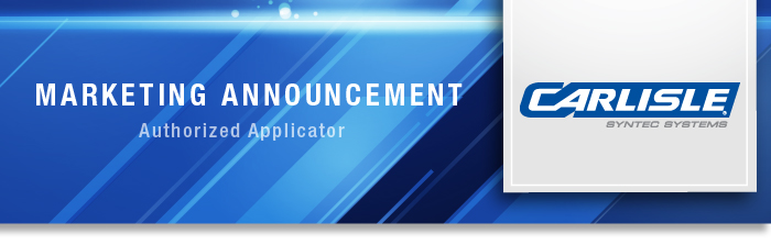 Authorized Applicator Marketing Announcement