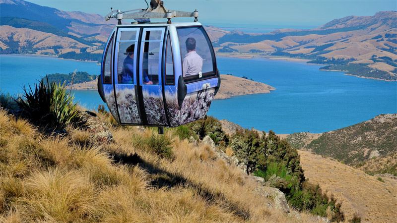 Christchurch Gondola.
