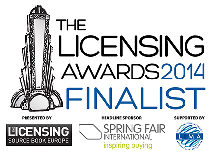 Licensing Awards 2014