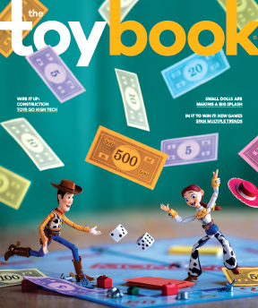 Check out THE TOY BOOK!