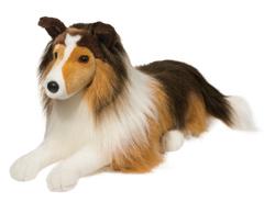 Lassie Plush