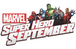 Super Hero September