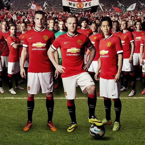 Chevy Manchester United