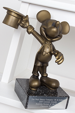 Character World Disney Award