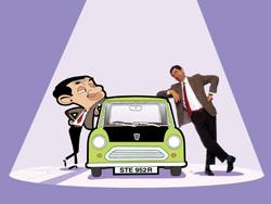 Mr. Bean Asia