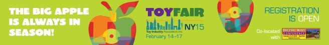 Toy Fair NY