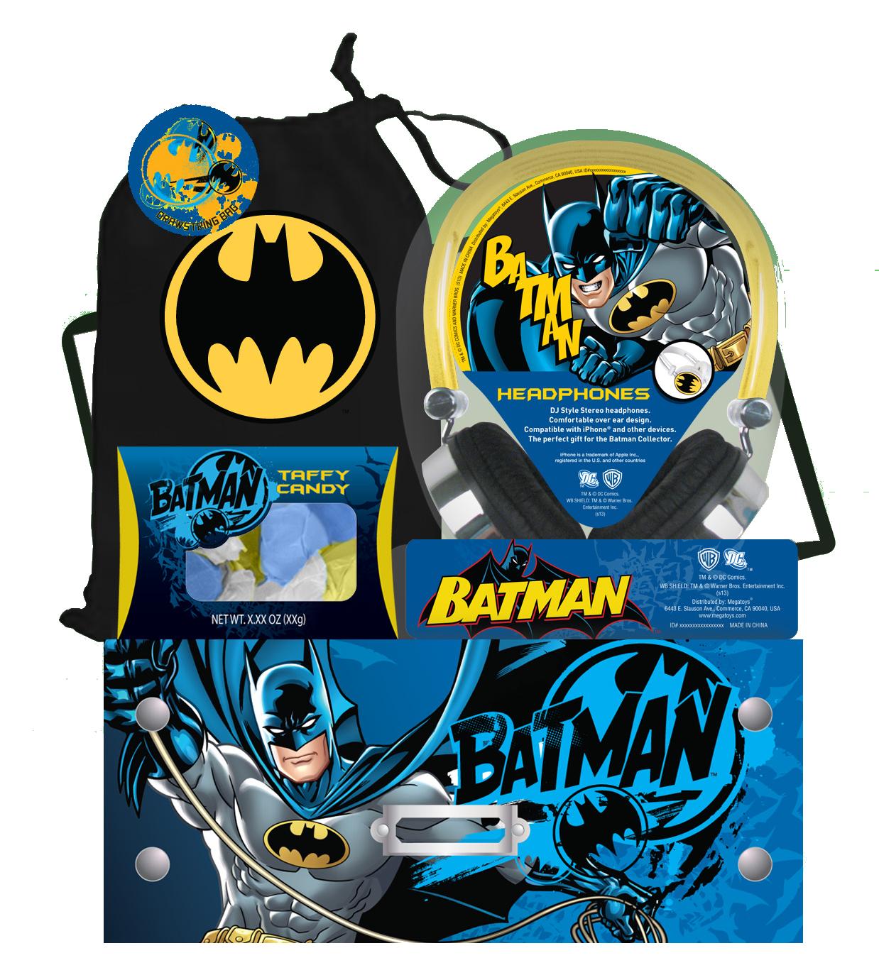 Batman Easter Basket