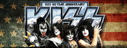 Kiss 40 Year Anniversary
