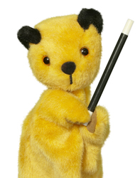 Sooty Stickers