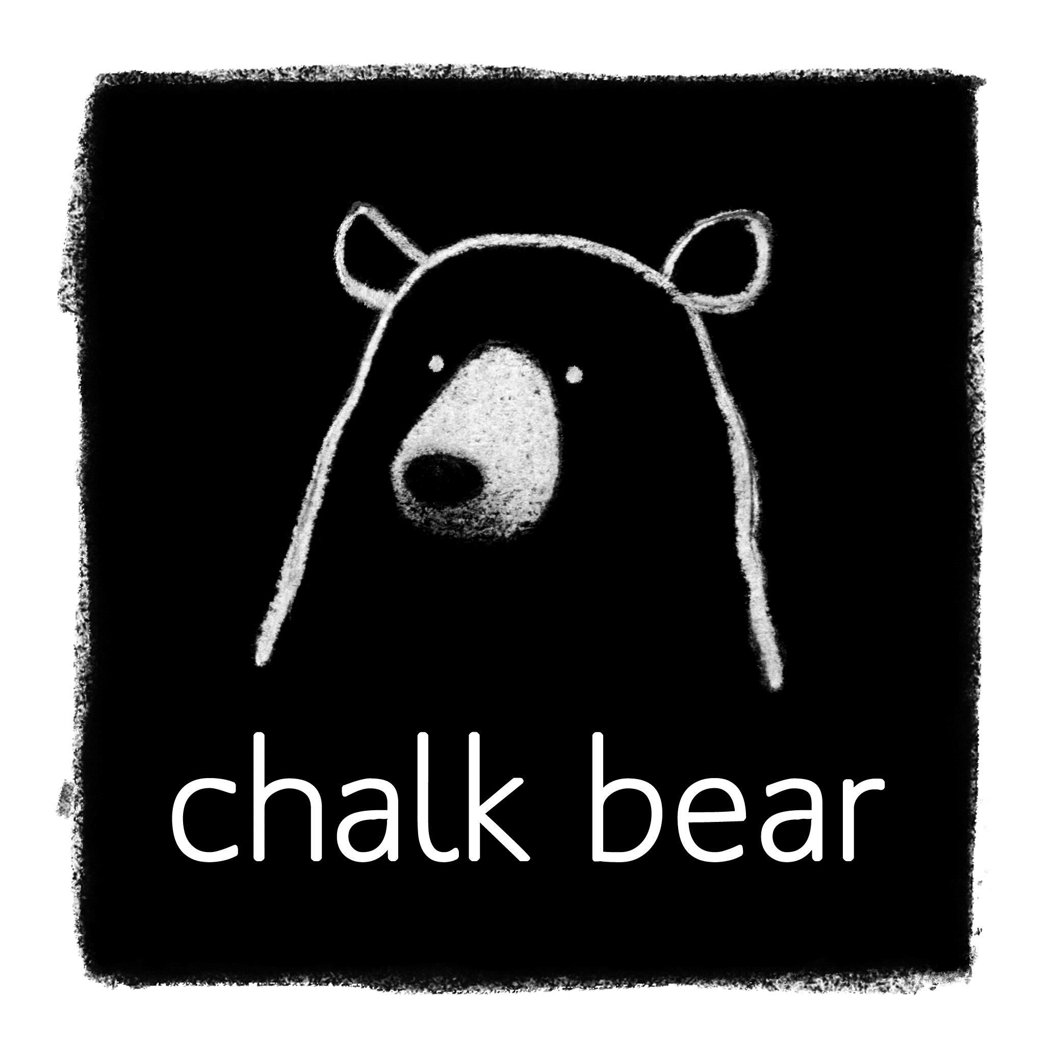 Chalk Bear