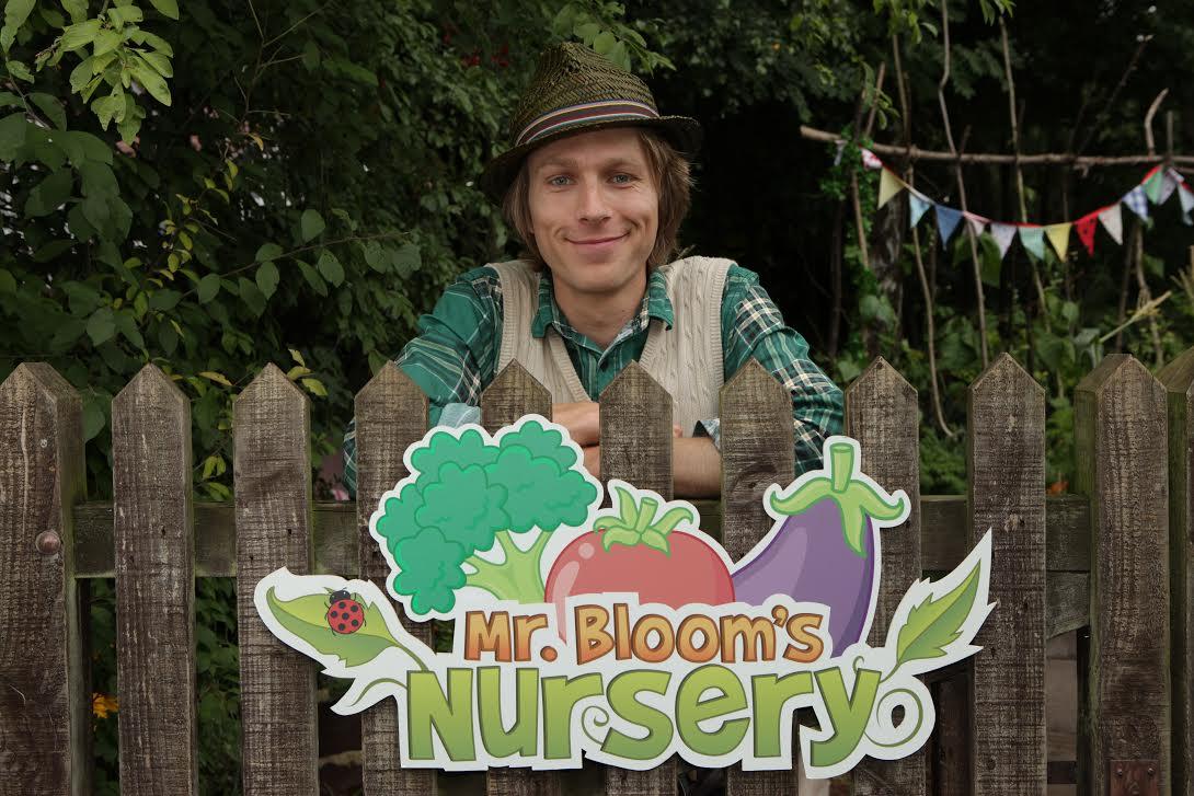 Mr. Bloom
