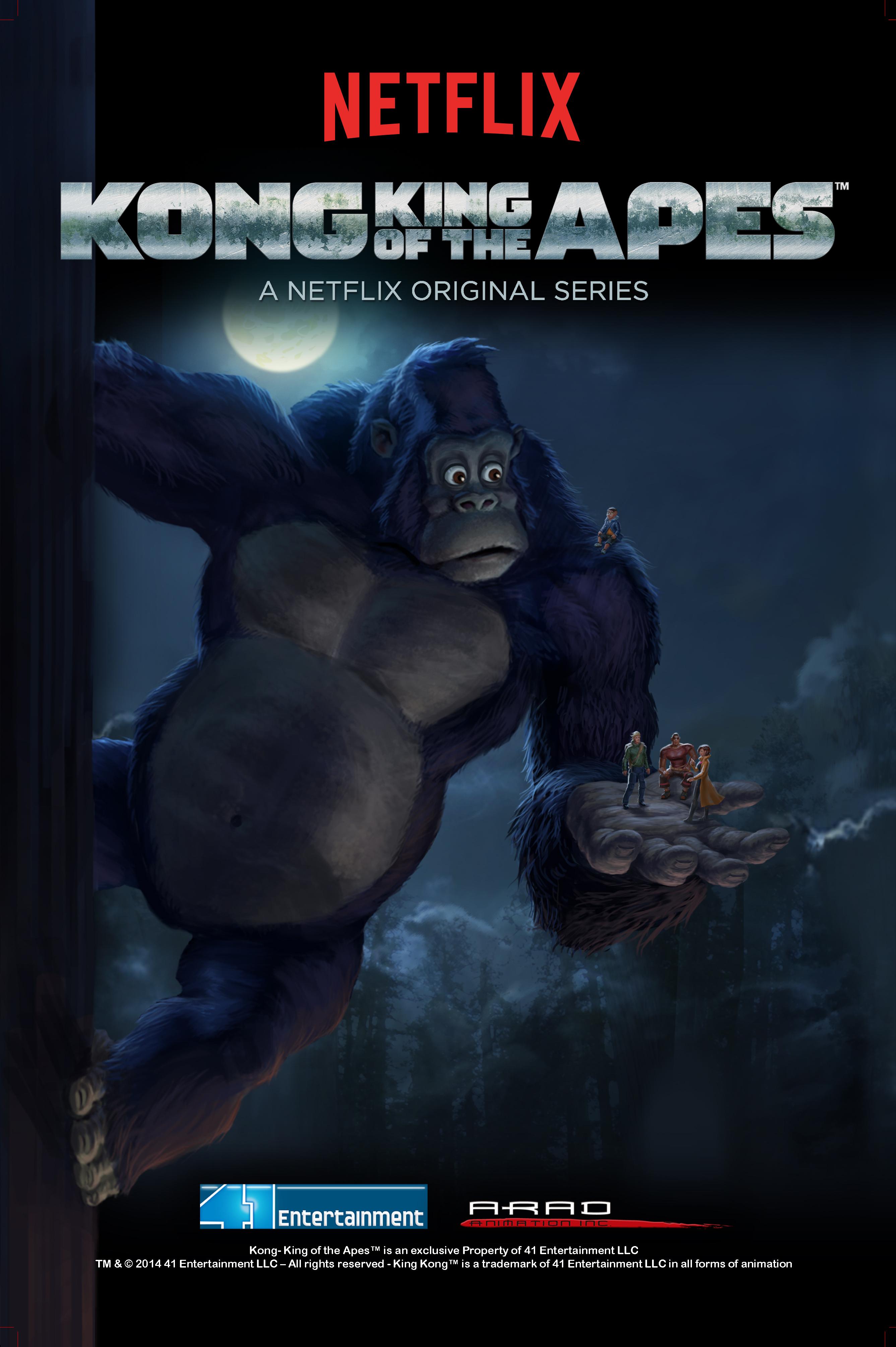 MGA Kong