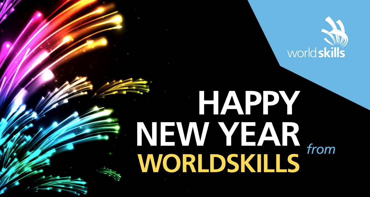 Happy New Year from WorldSkills