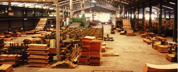 Plywood Mills In Malaysia, Indonesia Stop Production