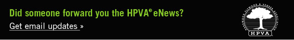 Sign up for the HPVA eNews