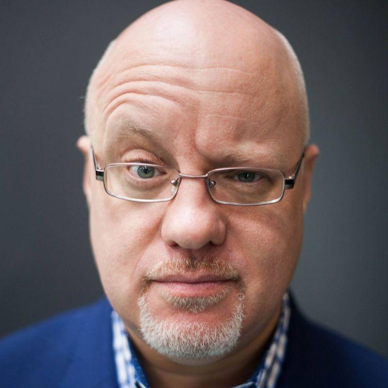 Futurist Brett King