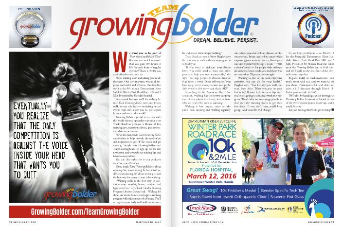Growing Bolder Magazine