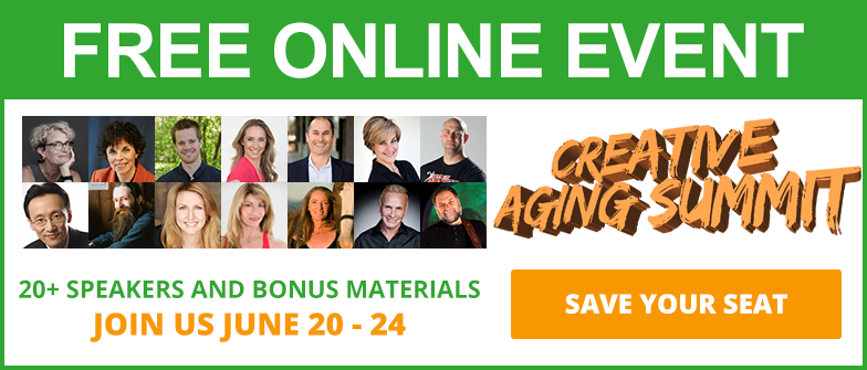 Growing Bolder Creative Aging Summit