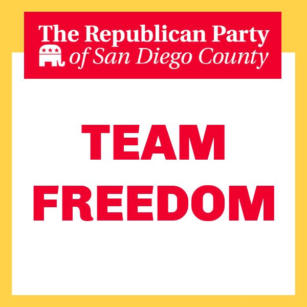 [Image: Team Freedom]