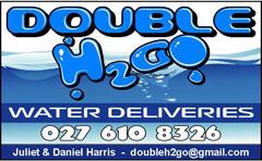 Double H2Go Wairakei Primary School Newsletter sponsor