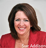 Skills Lead, Sue Addison