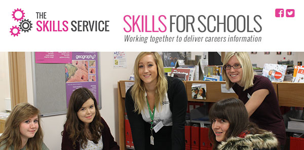 The Skills Service - Working together to deliver careers information
