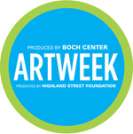 ArtWeek, a statewide festival happening May 1st – May 10th, 2020