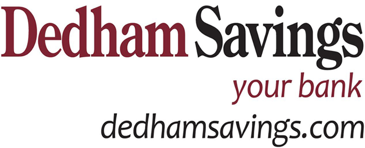 our sponsor, Dedham Savings Bank