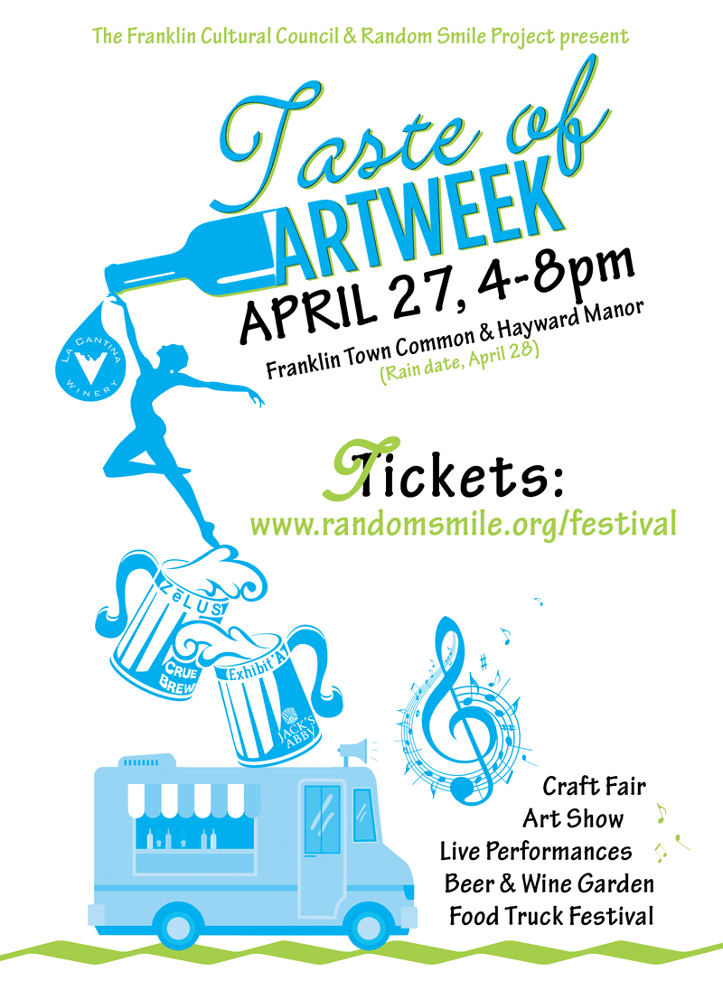 Taste of ArtWeek tickets now on sale!