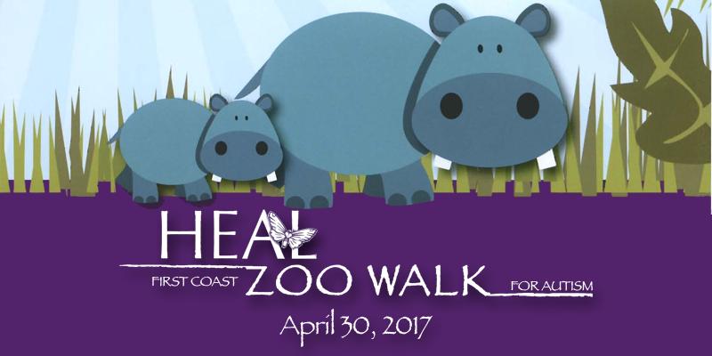 2017 Zoo Walk - April 30 at 8:00