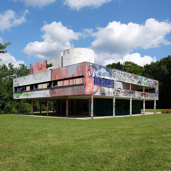 Foto Villa Savoye