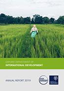 ODID Annual Report cover