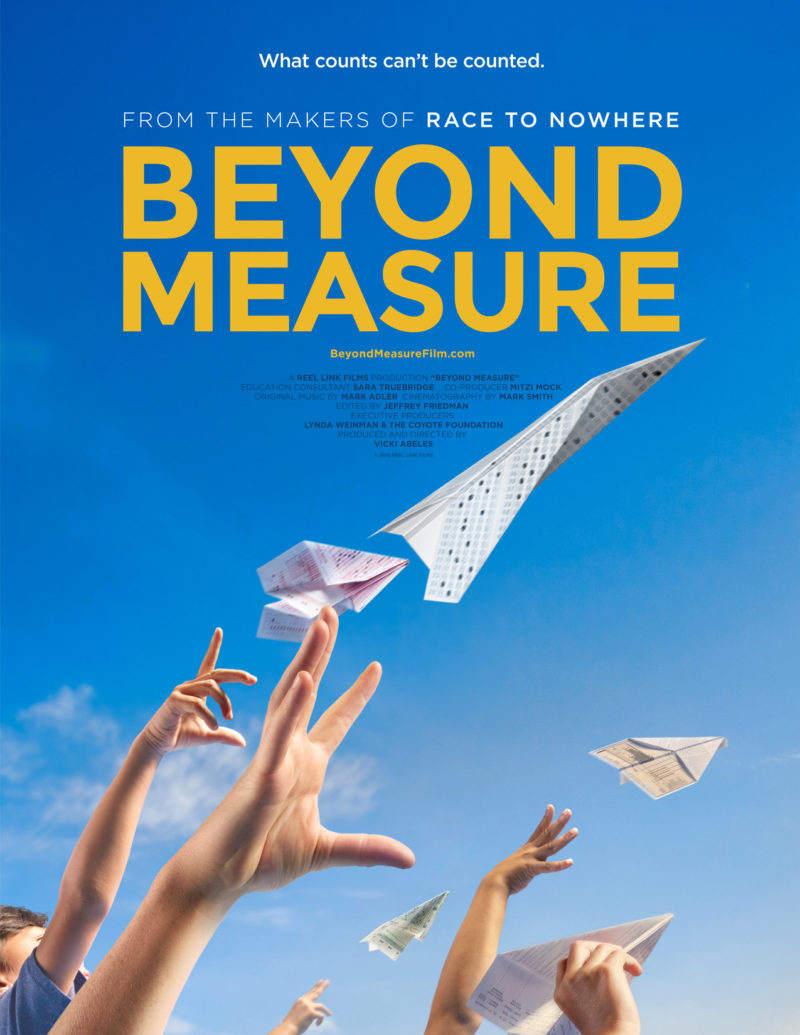 Beyond Measure movie poster